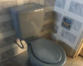 Inodoro con lavatorio