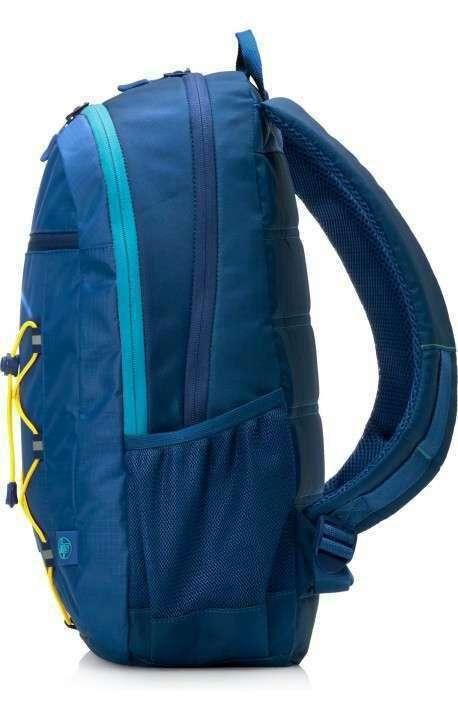 Mochila HP azul 15.6 pulgadas - 1