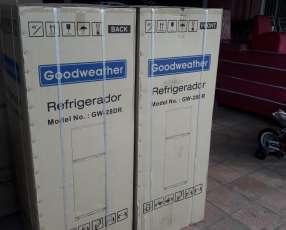 Heladera Goodweather 280 litros