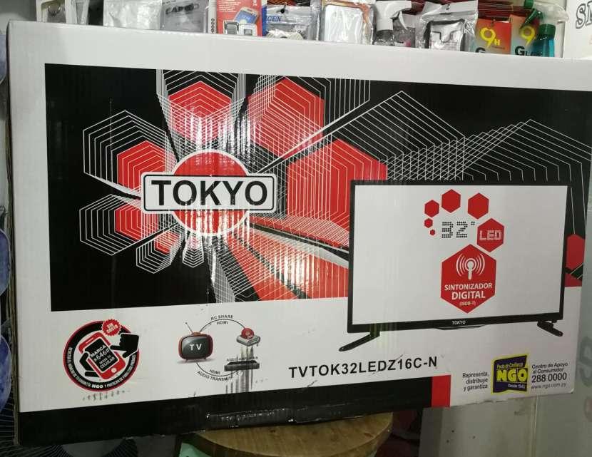 TV Tokyo de 32 pulgadas Full HD 1080 - 0