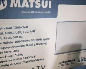 Smart TV de 32 pulgadas Matsui