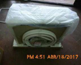 Mantenimiento de aire split y lavarropas