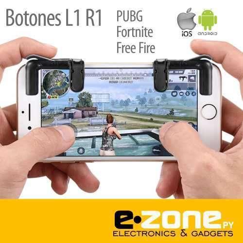 Botones L1 R1 para Android y IPhone - 0