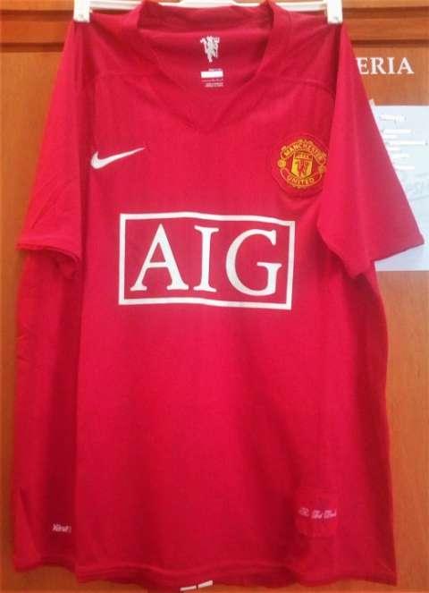 Camiseta United Id Manchester 500394 20082009 Marcelo CoreWxBd