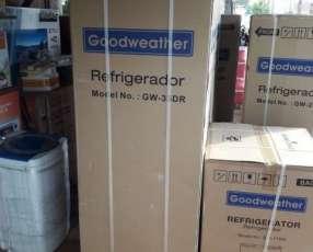Heladera Goodweather 350 litros