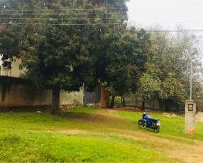 Terreno en San Lorenzo zona industrial