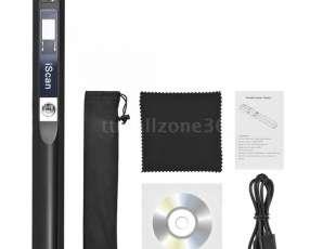 Scanner portatil iScan negro