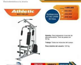 Multiejercicio Athletic nuevo