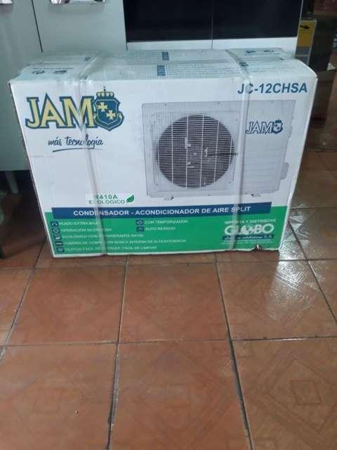 Aire acondicionado JAM de 12.000 btu - 0