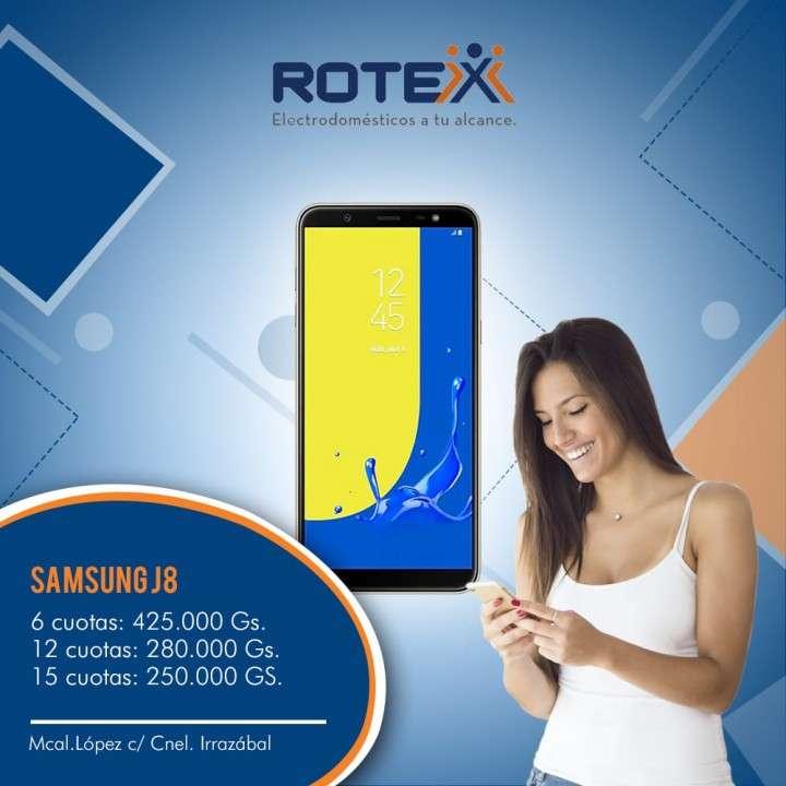 Samsung Galaxy J8 a cuotas - 0
