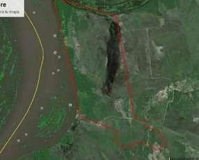 245 hectáreas entre Villeta y Alberdi