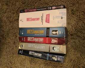 DVD Serie Grey´s Anatomy