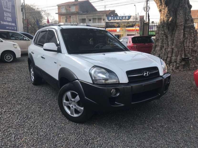 Hyundai Tucson 2004 - 6