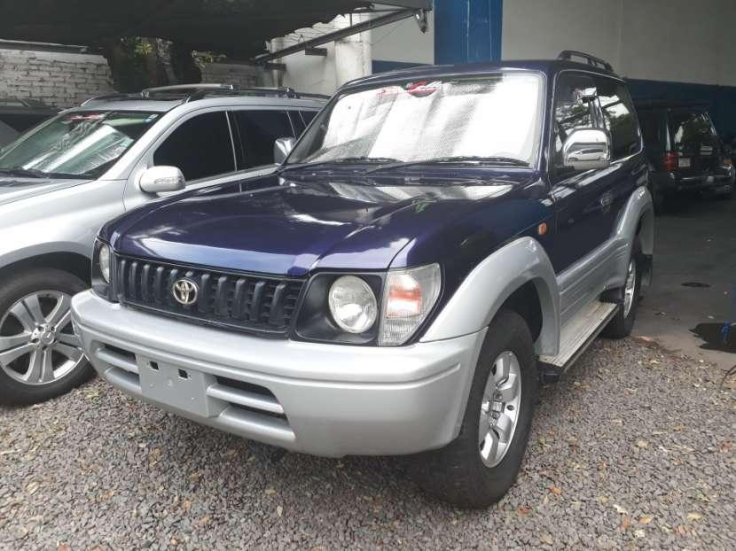 Toyota Prado corta 1998 motor 3.0 turbo diésel