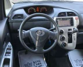 Toyota Ractis 2007 motor 1300 automático
