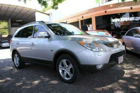 Hyundai Veracruz TDI 2007 - 1