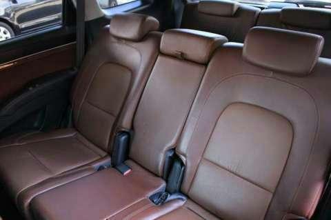 Hyundai Veracruz 2007 turbo diésel intercooler automático - 5