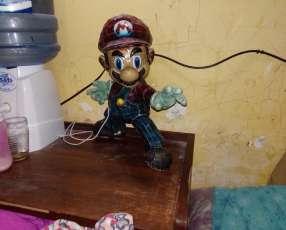 Figura Super Mario en papercraft 50cm de alto