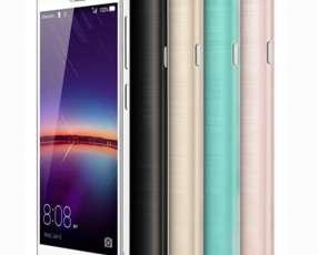 Huawei Eco nuevo con los protectores