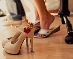 Protectores para zapatos damas