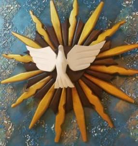 Cuadro espíritu santo