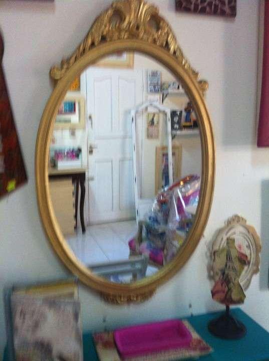 Recibidor con espejo - 1