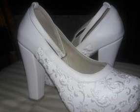 Zapato para novia o quinceañera
