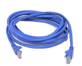 Cable de red UTP preparado o PATCH CORD UTP Categoría 6