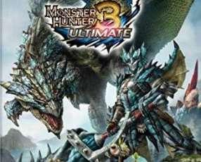 Wii U Monster Hunter 3 Ultimate