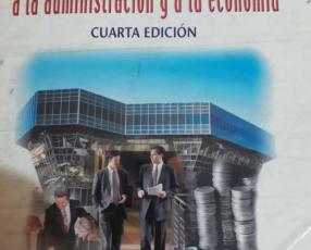 Matemáticas aplicadas a la administración y la economía