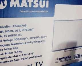 Smart tv Matsui de 32 pulgadas