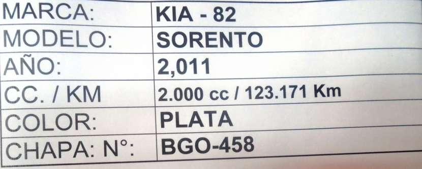 Kia Sorento 2011 automático naftero - 8
