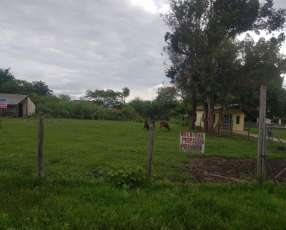 Terreno 1296 m2 Villeta