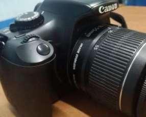 Cámara profesional Canon Rebel EOS T3