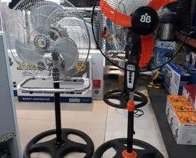 Ventiladores Bionica