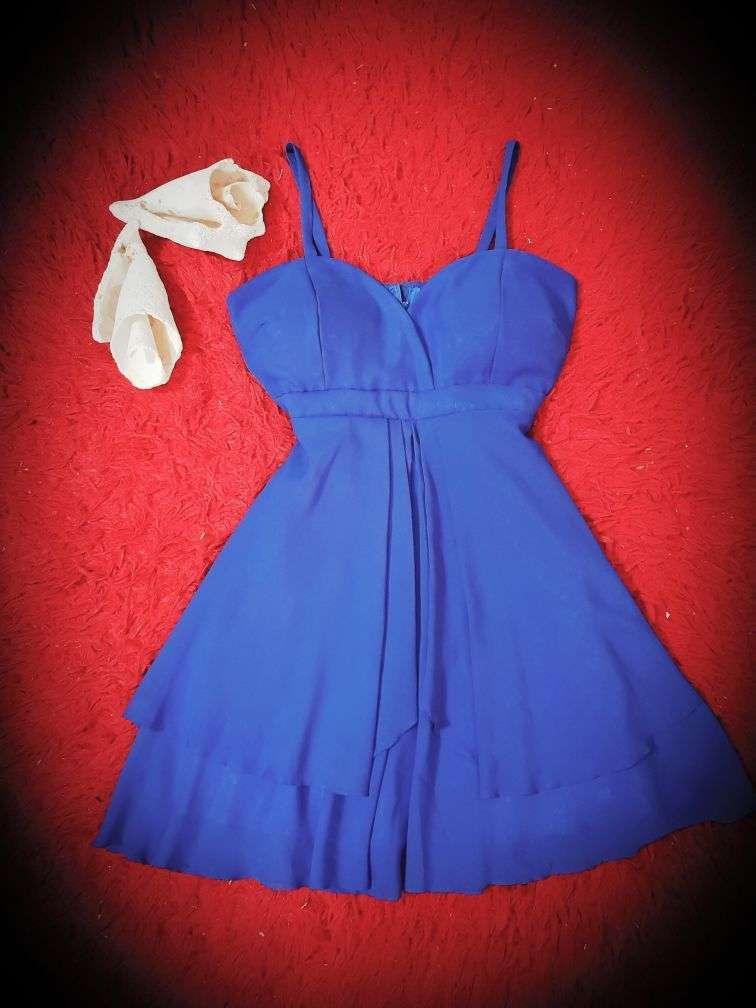 Vestido corto elegante - 1