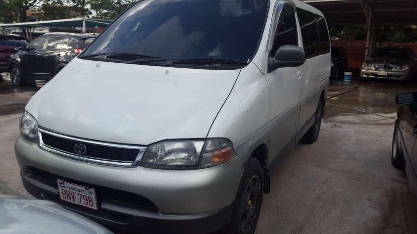 Toyota Granvia 1999 diésel - 0