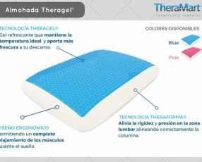 Almohada en gel Terapéutico TheraMart
