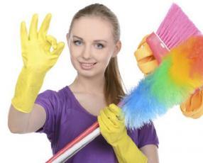 Servicio de limpieza en casas y oficinas