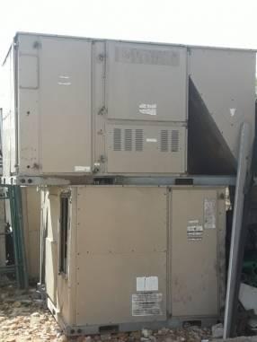 Aire central industrial y comercial instalado con garantía