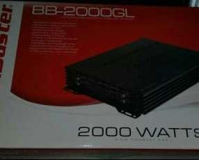 Amplificador B-Buster 2000Gl