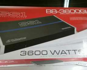 Amplificador B-Buster 3600 GL