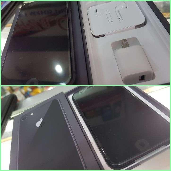 IPhone 8 de 64 gb nuevo en caja con garantía