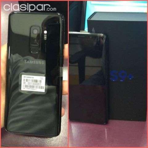 Samsung Galaxy S9+ nuevo y con garantia