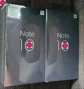 Xiaomi Mi Note 10 de 128 gb nuevos sellados
