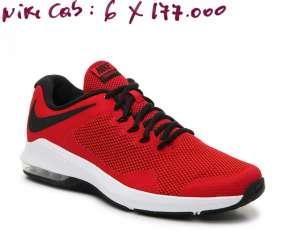 Calzados Nike originales en cuotas