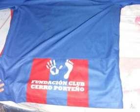 Camiseta original Cerro Porteño 2017