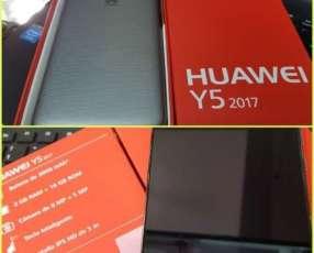 Huawei y5 2017 nuevo más protectores de regalo