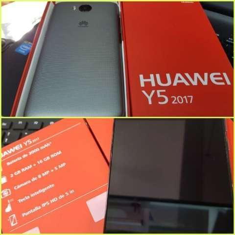Huawei y5 2017 nuevo más protectores de regalo - 0