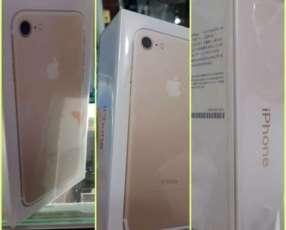 iPhone 7 de 32 gb sellado en caja con garantía escrita